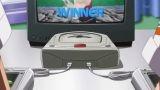 Cameo : la Sega Saturn et Virtua Fighter 2 dans Ben-To (2011)