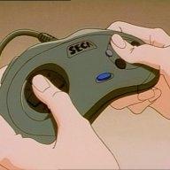 Cameo : la Sega Saturn dans Evangelion (1996)
