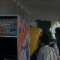 Cameo : Killer Shark dans Les dents de la mer (1975)