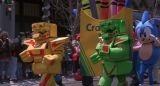 Cameo : Sonic dans La course au jouet (1996)