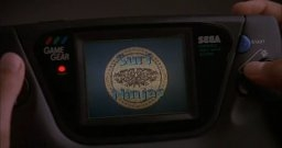 Cameo : la Game Gear dans Surf Ninjas (1993)