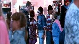 Cameo : After Burner II dans Terminator 2 (1991)