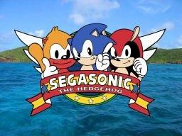 Fonds d'écran : SegaSonic