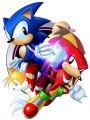Illustration officielle : Sonic & Knuckles Collection (PC)