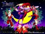 Fonds d'�cran officiels : Christmas Nights (Sega Saturn)