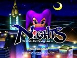 Fonds d'écran officiels : Nights into Dreams (Sega Saturn)