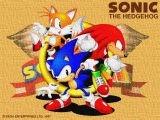 Fonds d'écran officiels : Sonic Jam (Sega Saturn)