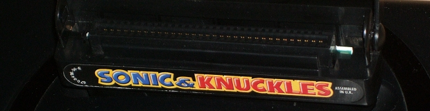 Couplage de la ROM SONIC & KNUCKLES