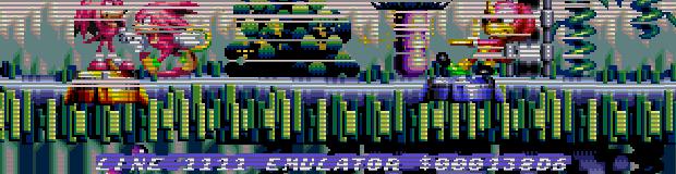 Mega Drive 32X qui fige ou affiche des artefacts