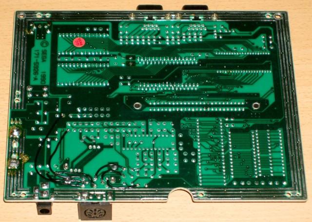 Soucis d'affiche ou d'écran noir avec la Master System 2