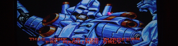 Liste de zonage des jeux Mega Drive