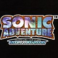 Sonic Adventure International : Manuel, couverture et GD japonais DC