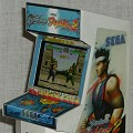 Virtua Fighter 2 : Papercraft de la borne US