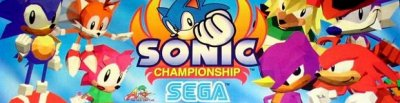 Credits : Sonic the Fighters / Sonic Championship (Arcade Model 2)