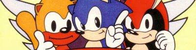 Credits : SegaSonic the Hedgehog (Arcade System 32)