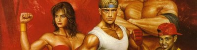 Credits : Streets of Rage 2 / Bare Knuckle 2 (Mega Drive)