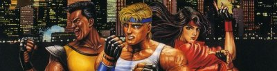 Credits : Streets of Rage / Bare Knuckle (Mega Drive)