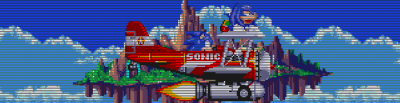 Bidouilles : série Sonic the Hedgehog (Mega Drive)