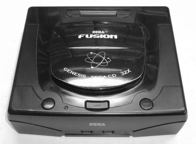 La Sega Fusion, le combo Mega Drive/Mega-CD/32X ultime !